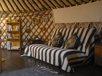 Eastern Yurt's Sofa-Bed